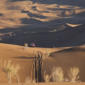 Bashrouyeh Desert & Playa