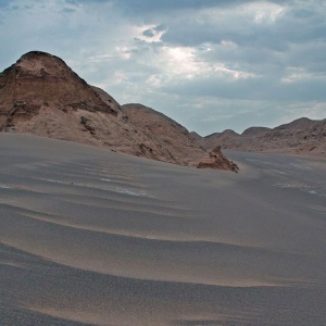 Weather in Lut Desert