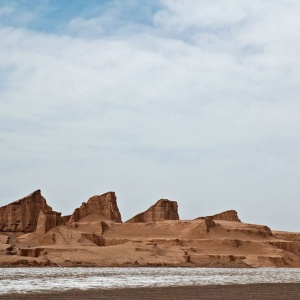 Geology of the Lut Desert