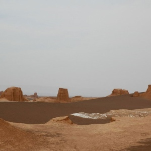 Archeology of the Lut Desert